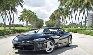 1993  Dodge Viper RT-10 = only 4k miles Rare 1 of 33 $39.9k