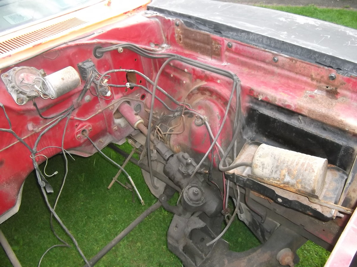 1969-Dodge-Charger-Rolling-Shell-Restoration project SOLD (picture 4 of 6)