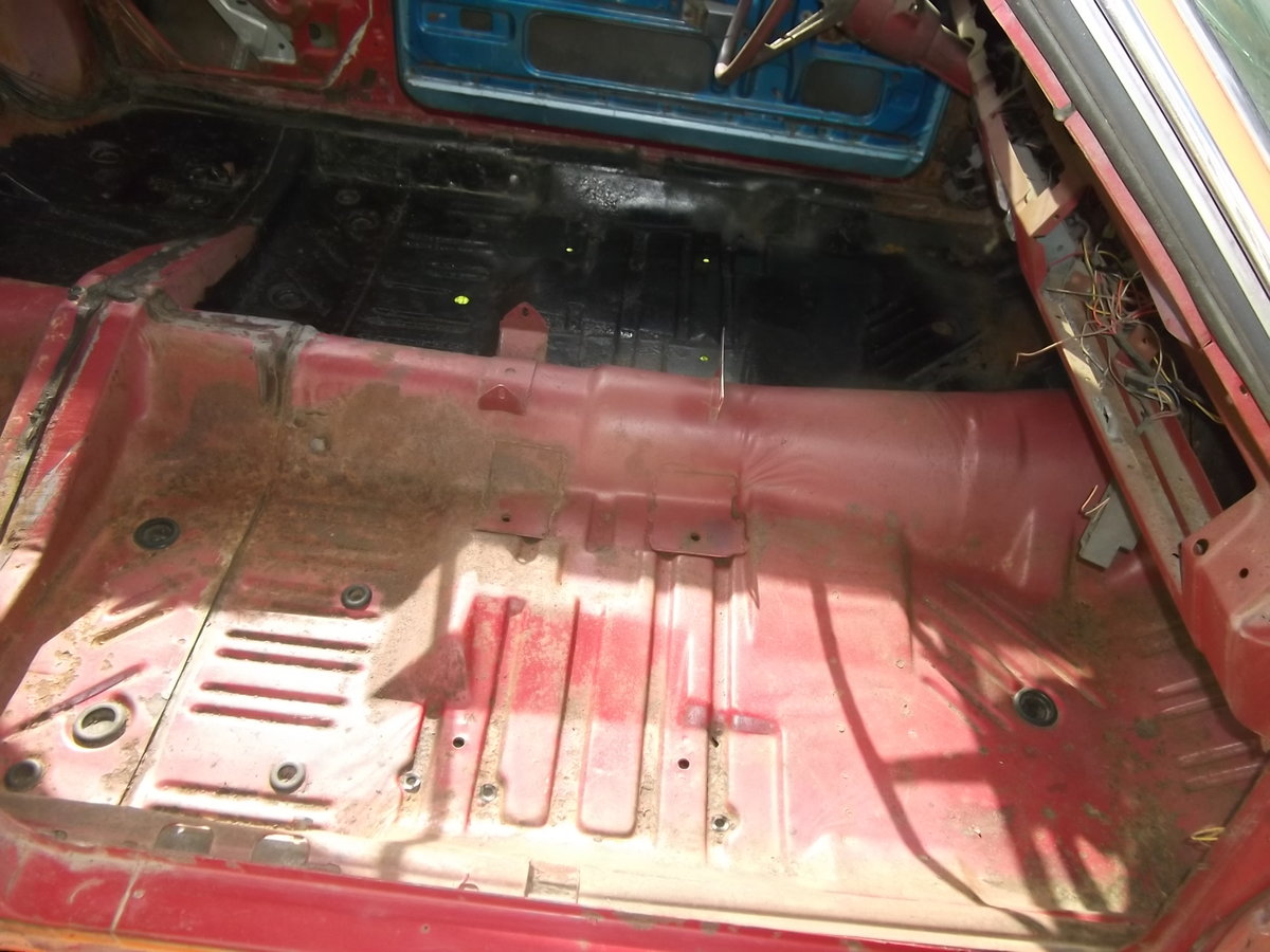 1969-Dodge-Charger-Rolling-Shell-Restoration project SOLD (picture 5 of 6)