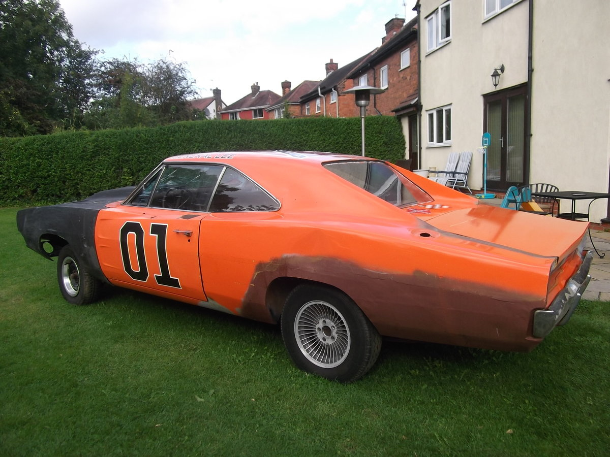1969-Dodge-Charger-Rolling-Shell-Restoration project SOLD (picture 6 of 6)