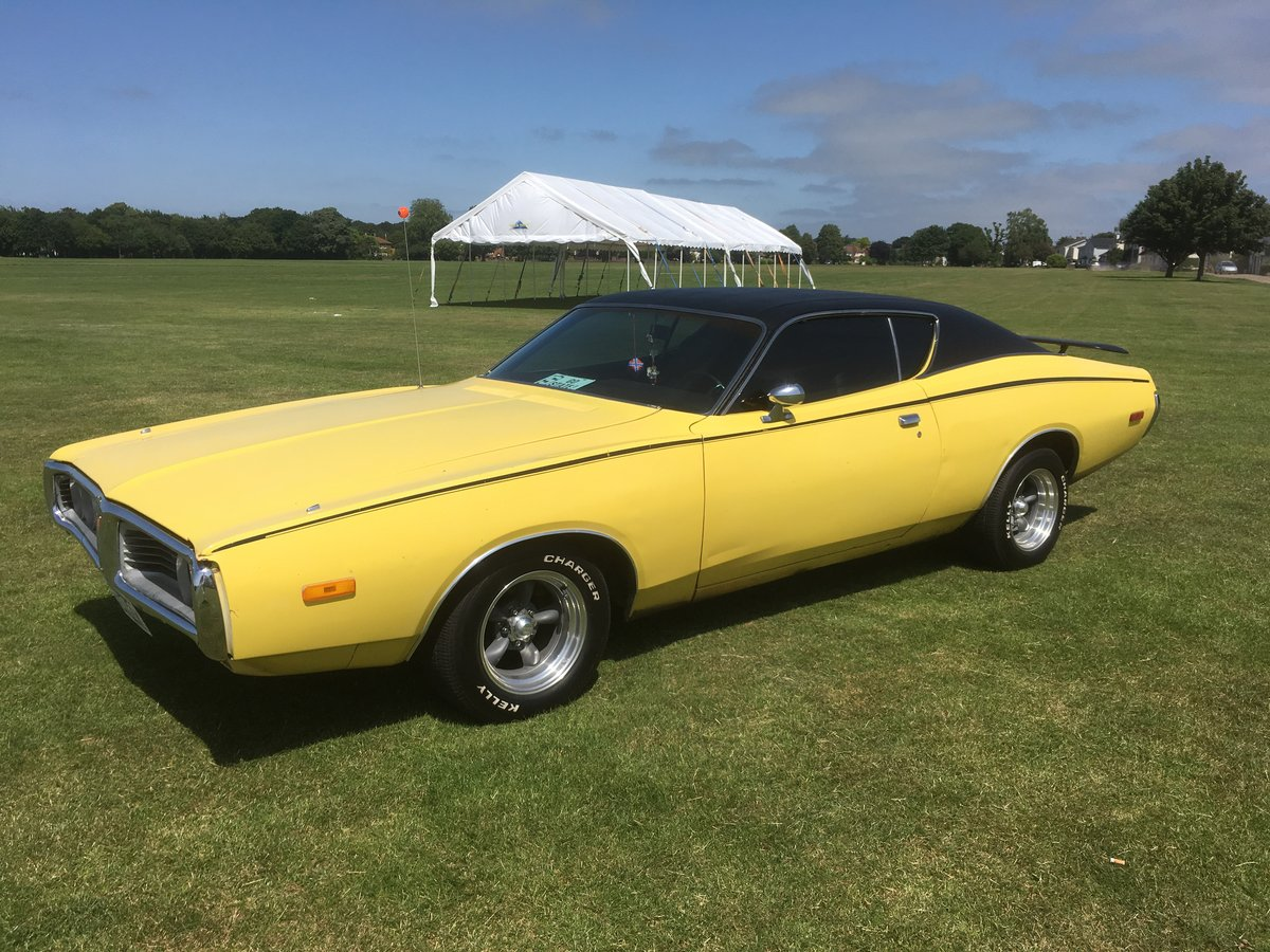 1972 DODGE CHARGER For Sale (picture 2 of 6)