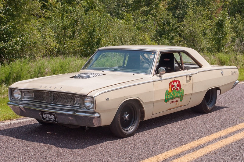1967 67 Dodge HellCat Dart Coupe Gas Monkey 2015 HellCat $82.9k For Sale (picture 2 of 6)