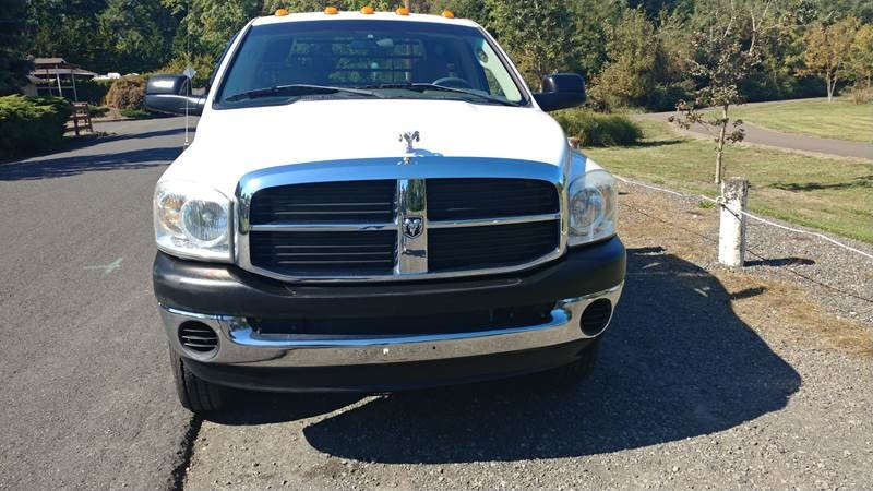 2008 Dodge Ram Chassis 3500 SLT Diesel FlatBed 9 Foot $17.9k For Sale (picture 2 of 6)