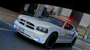 2008 Dodge Charger  Ex-Police chief's car. For Sale