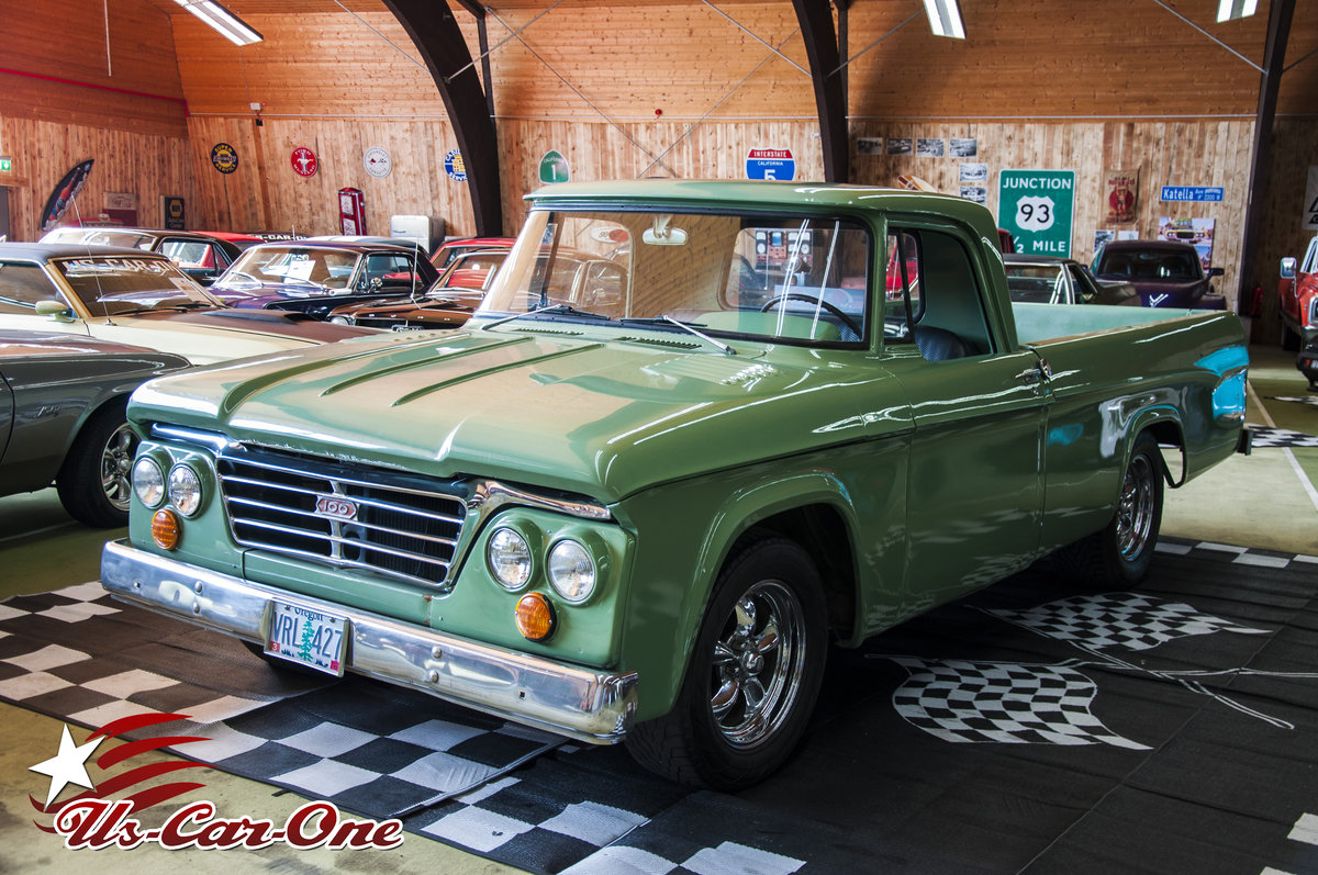 1964 Dodge 64 Pick up V8 Rare *CA-Import*  For Sale (picture 1 of 6)