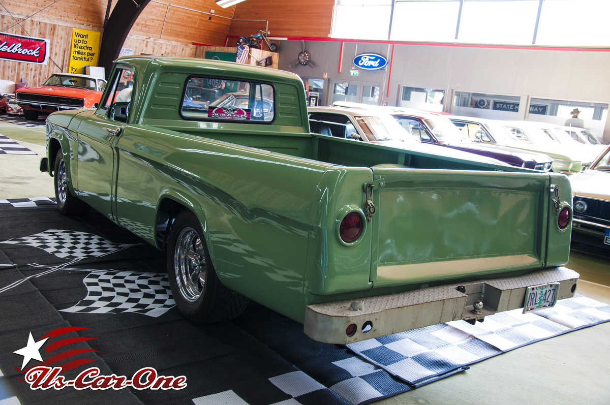 1964 Dodge 64 Pick up V8 Rare *CA-Import*  For Sale (picture 2 of 6)
