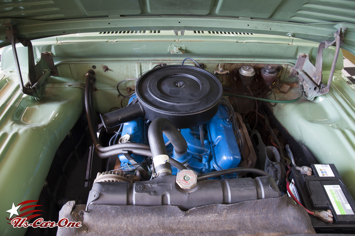 1964 Dodge 64 Pick up V8 Rare *CA-Import*  For Sale (picture 6 of 6)
