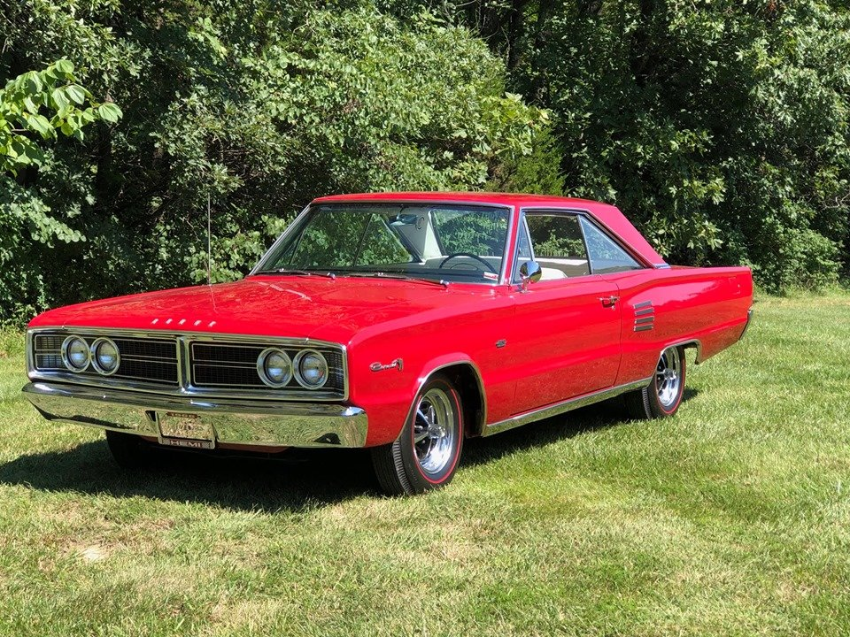 1966 Dodge Coronet 500 Hardtop (Wentzville, OH) $88,750 obo For Sale (picture 1 of 6)