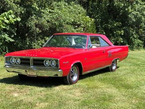1966 Dodge Coronet 500 Hardtop (Wentzville, OH) $88,750 obo For Sale