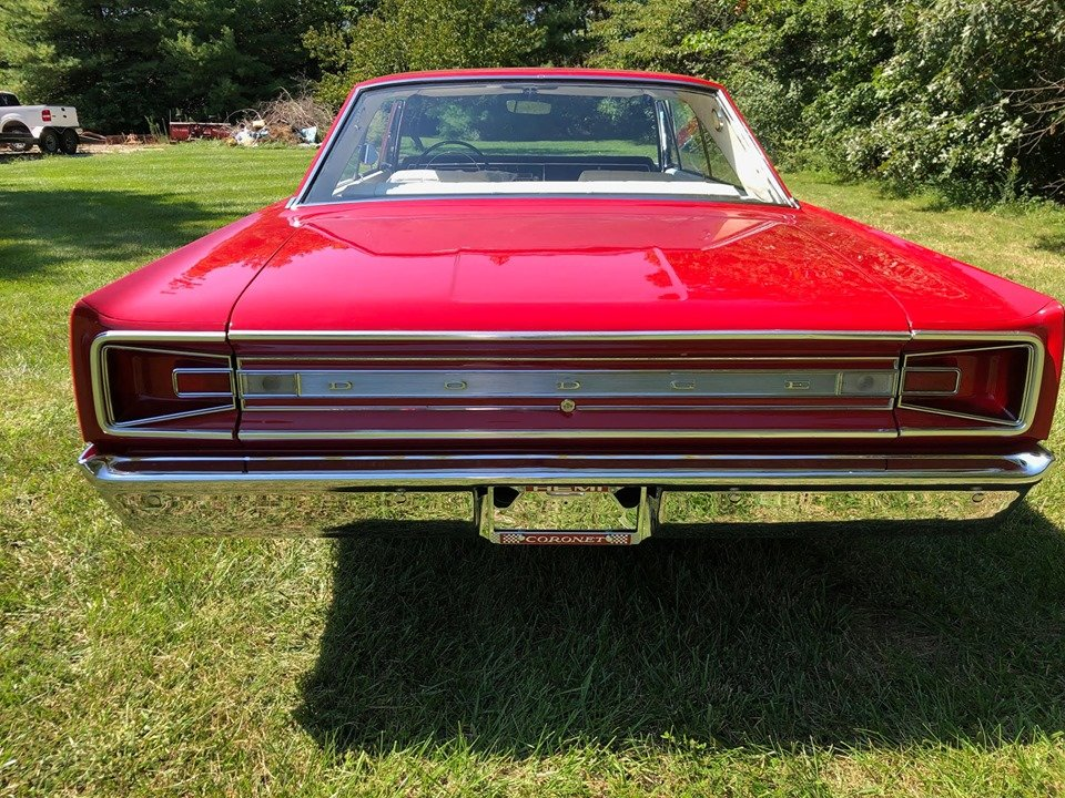 1966 Dodge Coronet 500 Hardtop (Wentzville, OH) $88,750 obo For Sale (picture 3 of 6)