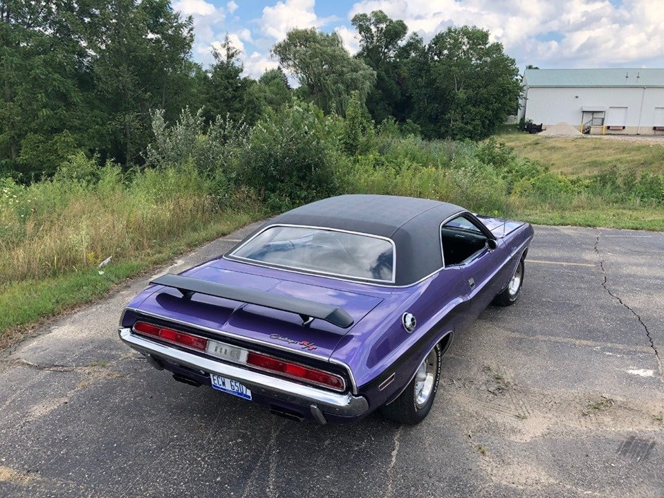 1970 Challenger R/T (South Lion, Michigan) $79,900 obo For Sale (picture 2 of 6)
