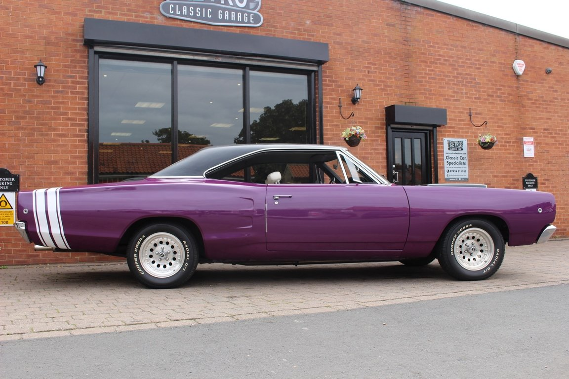 1968 Dodge Coronet 440 RT | High Performance L Code For Sale (picture 2 of 6)