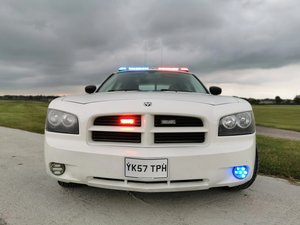 2008 Charger Police car. Ex-Chief of police. For Sale