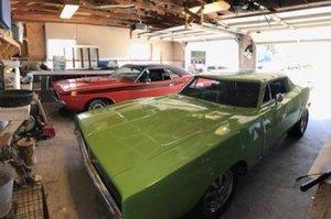 1969 Dodge Charger R/T Resto-mods Fast Custom 500ci Auto  For Sale