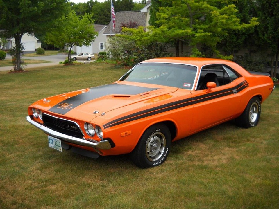 1973 Dodge Challenger (Gilford, NH) $49,900 obo For Sale (picture 3 of 6)