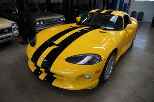 2001 Dodge Viper GTS V10 8.0L with 5K orig miles SOLD