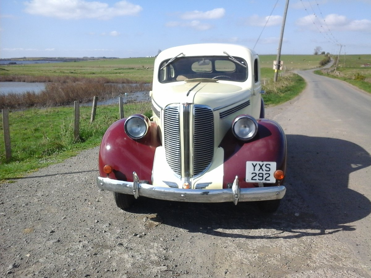 1938 dodge d8 sedan uk registered .ready to drive For Sale (picture 3 of 6)