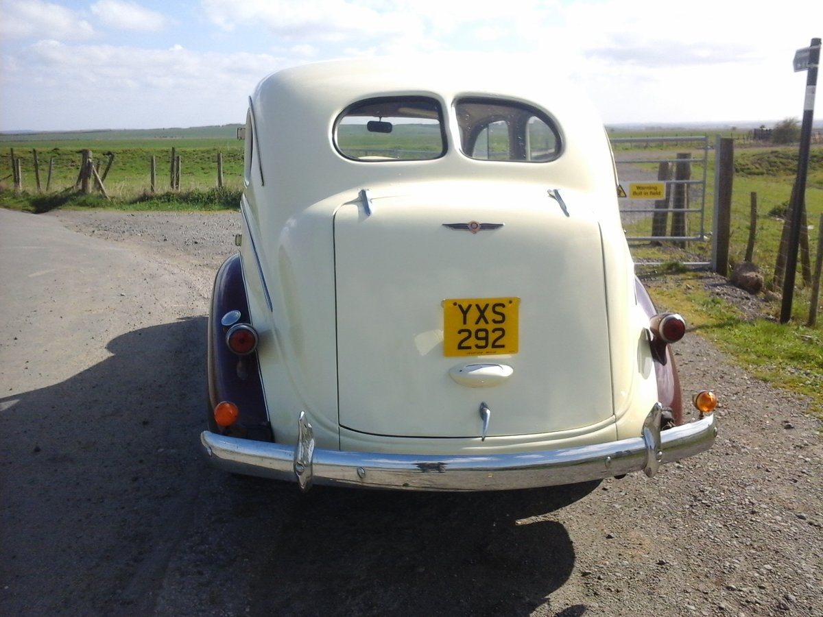 1938 dodge d8 sedan uk registered .ready to drive For Sale (picture 4 of 6)