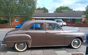 1950 dodge kingsway bronze For Sale