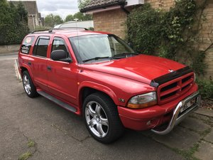 2000 Dodge Durango SLT For Sale