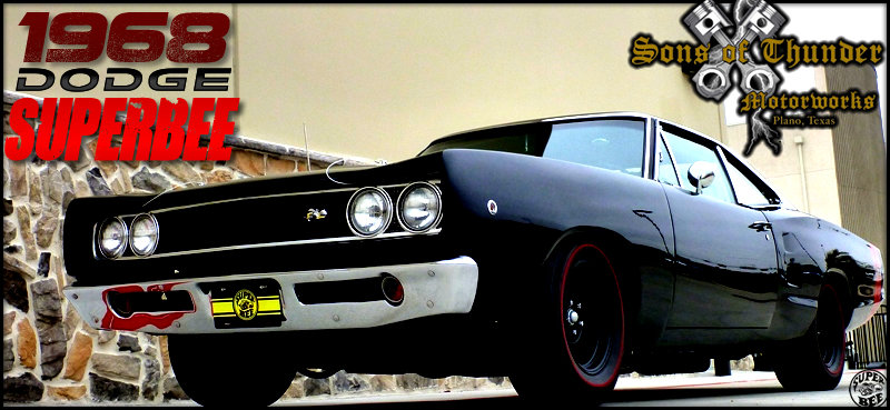 1968 Dodge Super Bee Restored 440 V8 6 pack 5 Speed $79.5k For Sale (picture 1 of 6)