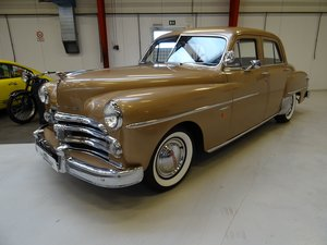 1950 Dodge Coronet 4-door sedan For Sale