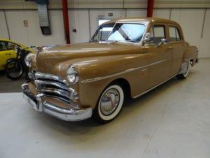 1950 Dodge Coronet 4-door sedan
