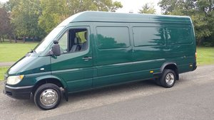 2008 2005 Dodge Sprinter Cargo 3500 Go Clean & Green $18.9k