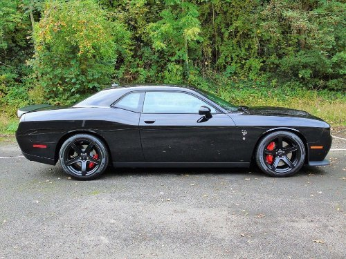 2019 Dodge Challenger NEW FACELIFT HELLCAT, 717 BHP. 6.2 WOW SOLD (picture 3 of 10)