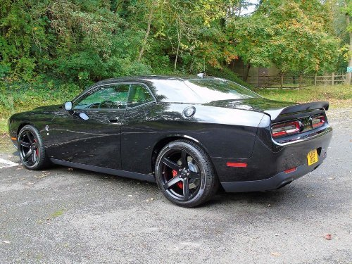 2019 Dodge Challenger NEW FACELIFT HELLCAT, 717 BHP. 6.2 WOW SOLD (picture 4 of 10)