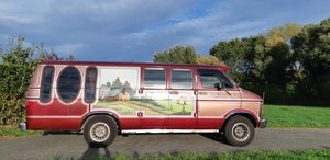 1980 Dodge RAM VAN Royal SE B200 For Sale