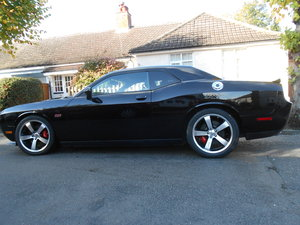 2011 Dodge challenger 2012 model SRT8 hemi 6.4 manual For Sale