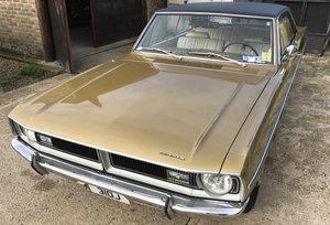 """1971 Dodge Dart """"Survivor Car"""""""