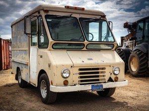 1969 Dodge Step Van For Sale