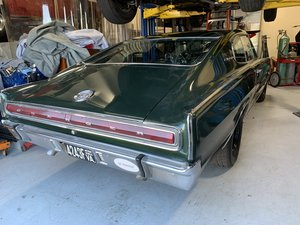1966 Dodge Charger 2 DR FastBACH 426 HEMI Manual Rare $89.9k For Sale