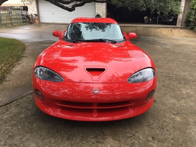1997 Dodge Viper GTS (San Antonio, TX) $49,900 obo For Sale (picture 4 of 6)