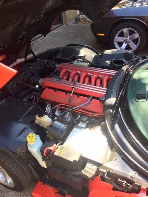 1997 Dodge Viper GTS (San Antonio, TX) $49,900 obo For Sale (picture 6 of 6)