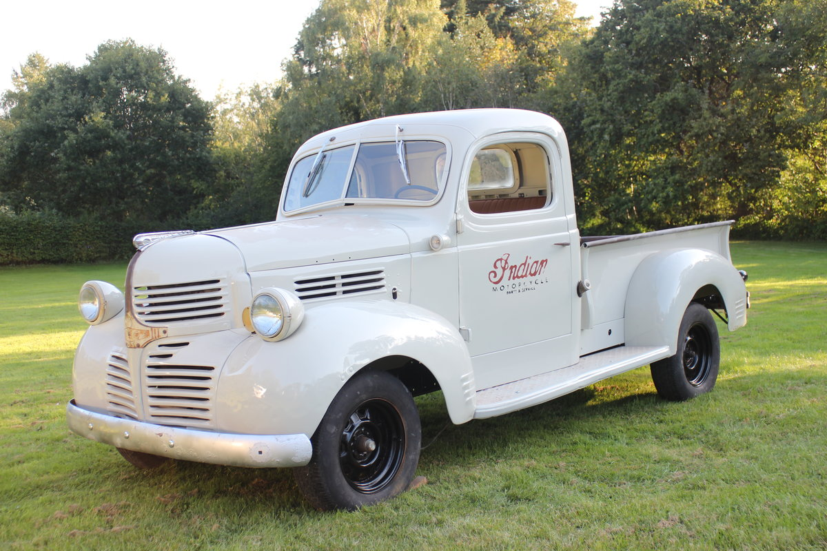 Half Ton Truck >> 1942 Dodge Half Ton Pickup For Sale Car And Classic