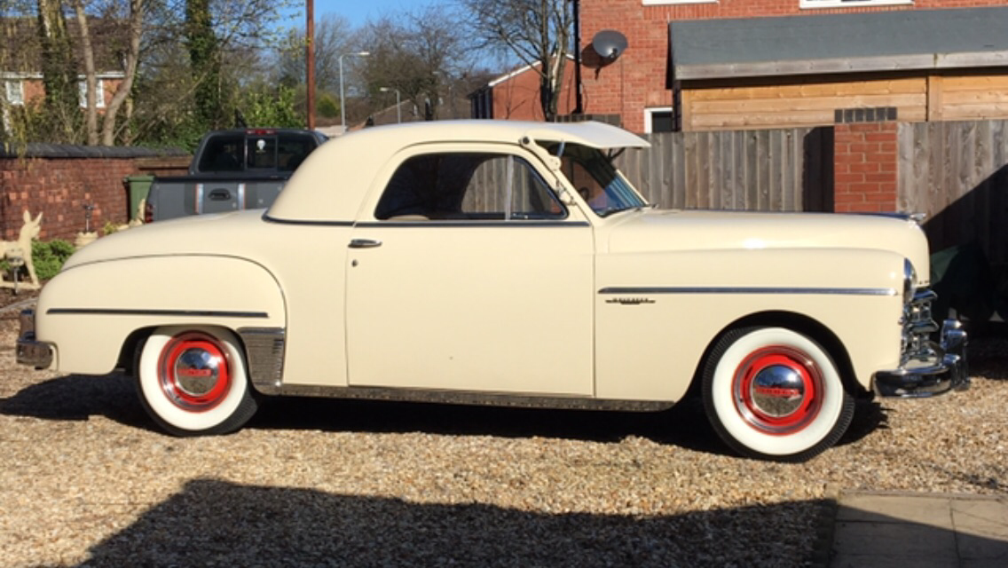 1949 Dodge Business Coupe Show winning For Sale (picture 1 of 6)