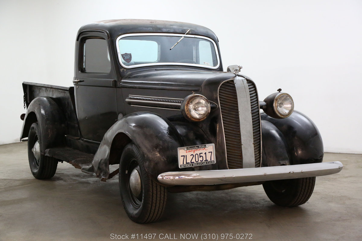 1937 Dodge Pickup For Sale | Car And Classic
