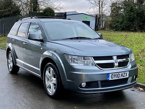 2010 Dodge Journey 2.0 CRD RT 7 SEATER SOLD