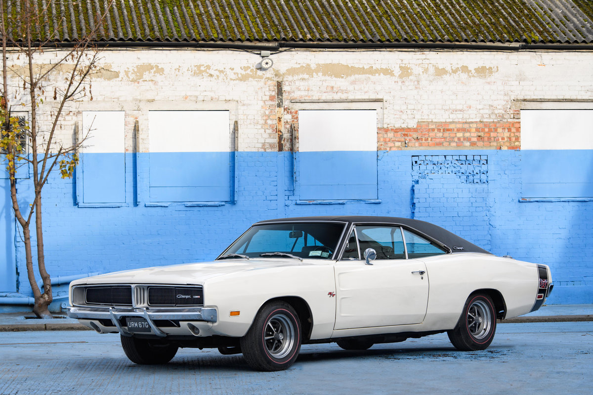 1969 Dodge Charger SOLD (picture 1 of 11)