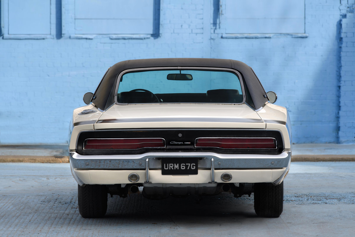 1969 Dodge Charger SOLD (picture 5 of 11)