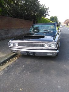 1964 Dodge Coronet Convertible in Excellent Con