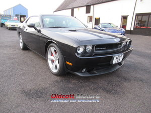 2009 DODGE CHALLENGER SRT 6.1 LITRE 6 SPEED MANUAL For Sale