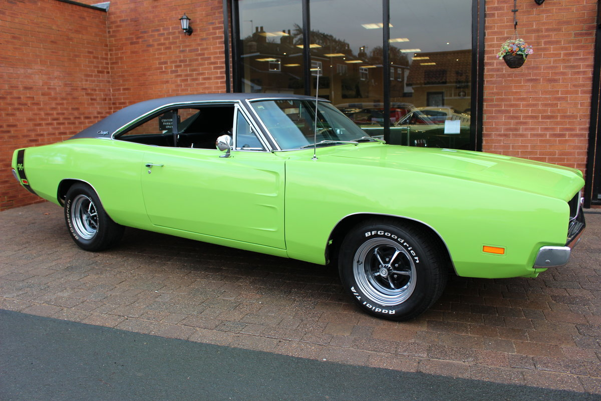 1969 Dodge Charger 440 V8 Auto | Full Restoration  For Sale (picture 1 of 10)