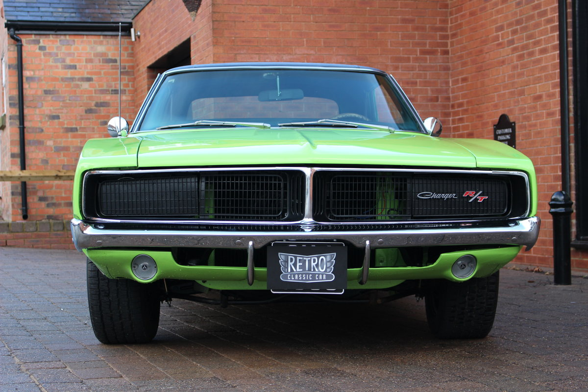 1969 Dodge Charger 440 V8 Auto | Full Restoration  For Sale (picture 2 of 10)