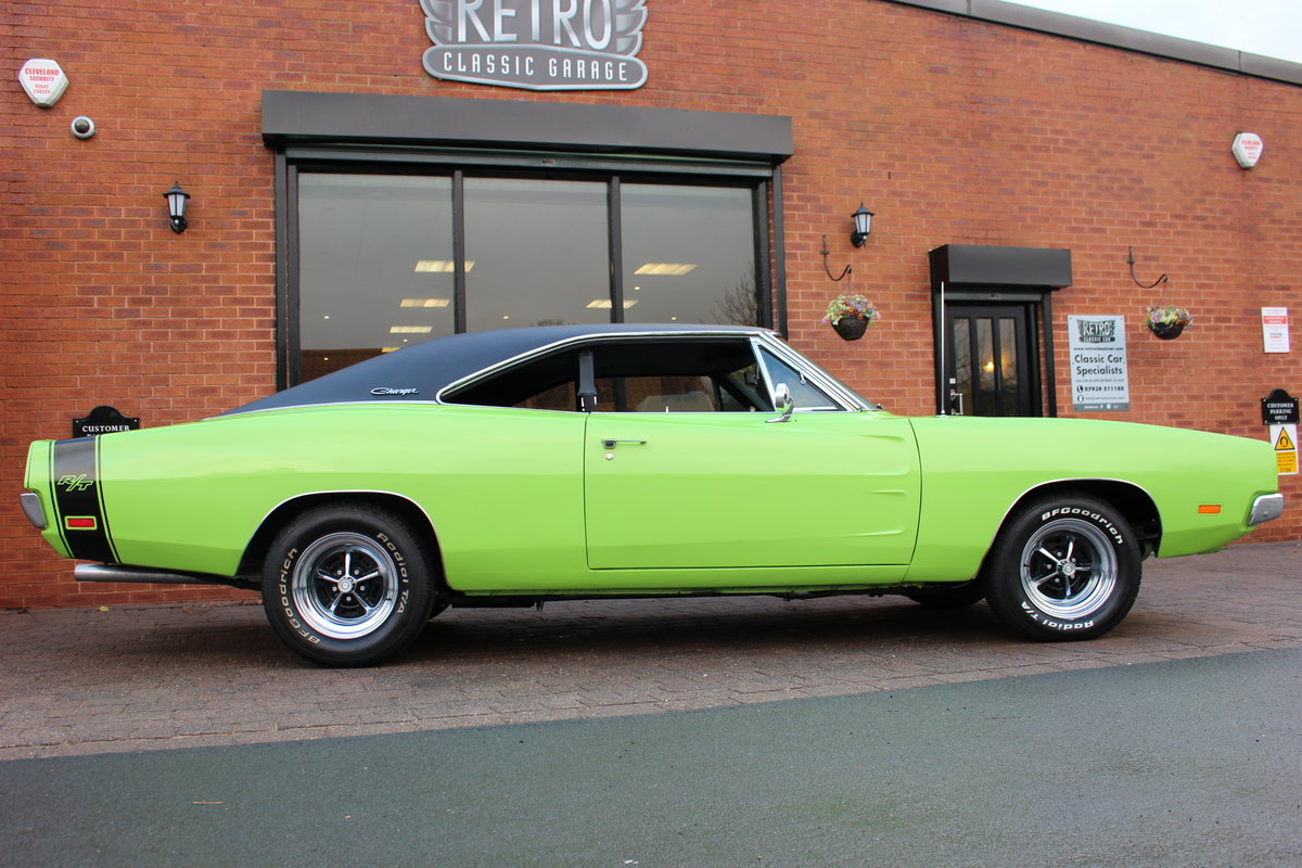1969 Dodge Charger 440 V8 Auto | Full Restoration  For Sale (picture 3 of 10)