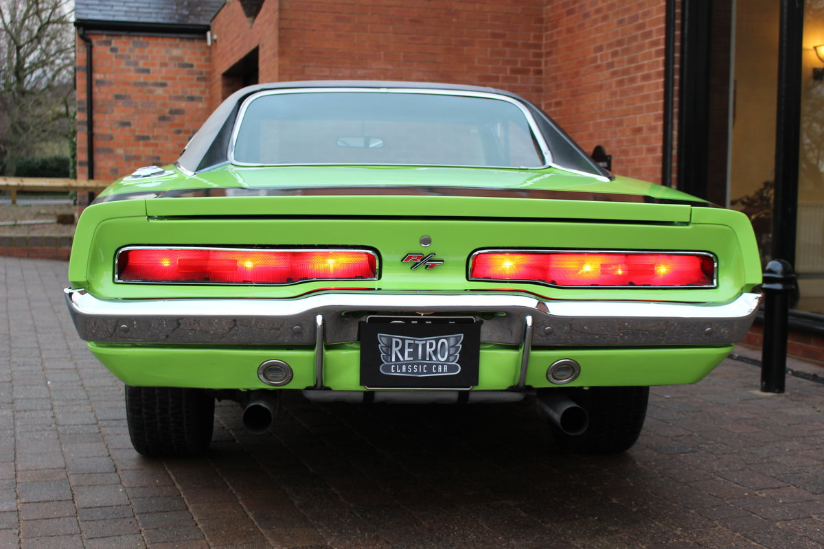 1969 Dodge Charger 440 V8 Auto | Full Restoration  For Sale (picture 4 of 10)