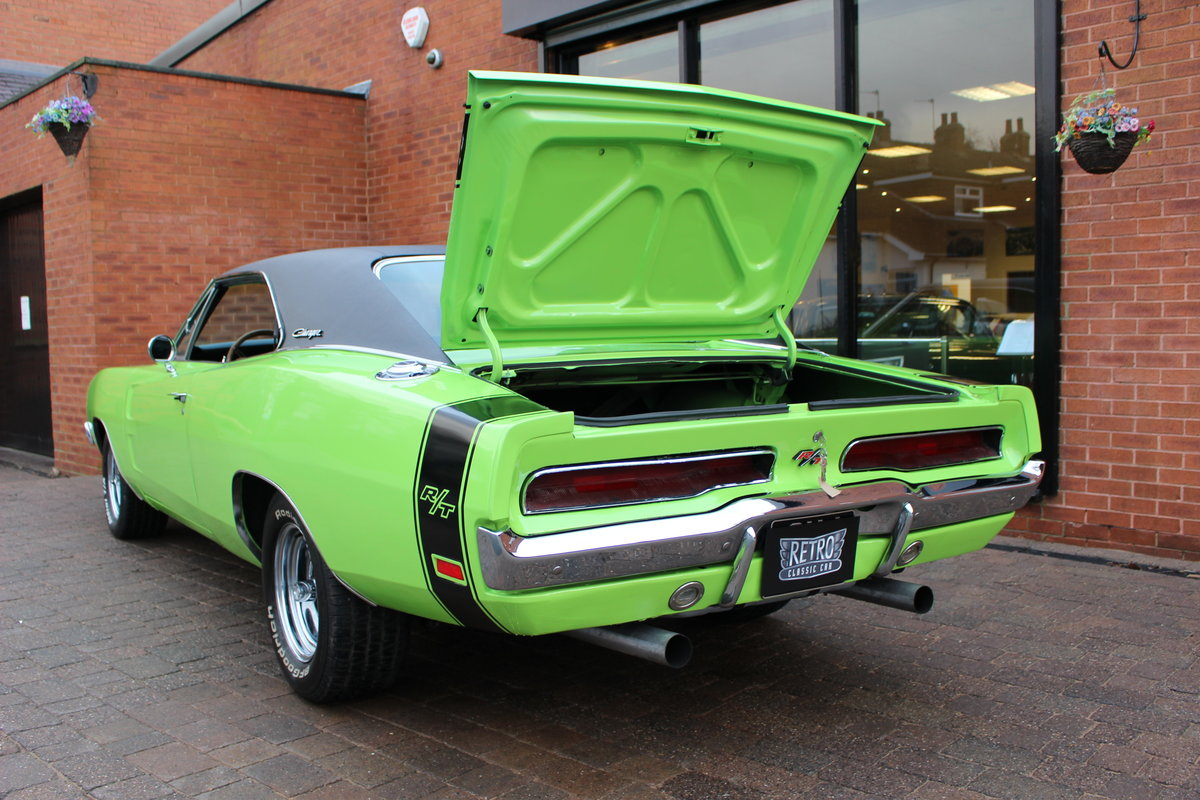 1969 Dodge Charger 440 V8 Auto | Full Restoration  For Sale (picture 6 of 10)